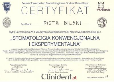 Chirurgo stomatologo Wroclaw