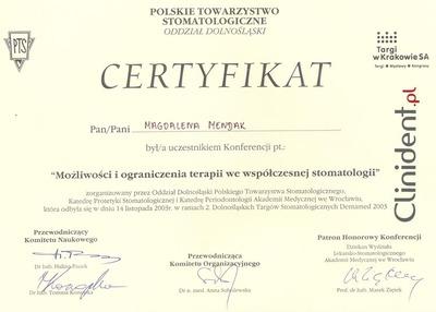 Paradontologo Wroclaw